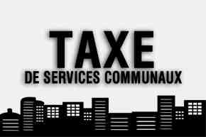 Comment calculer la taxe sur les services publics?