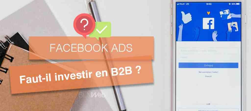 Pourquoi Facebook Ads?