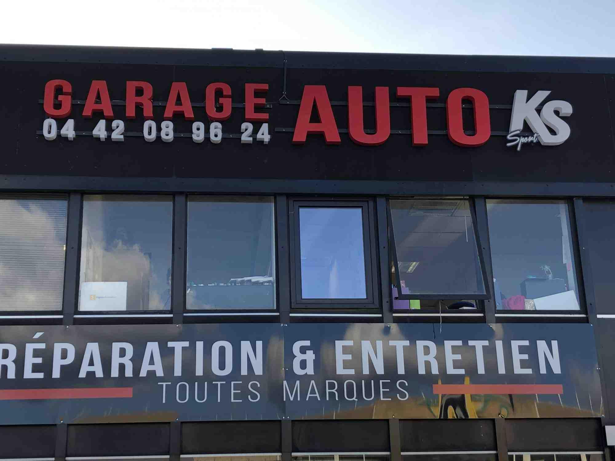Quel est le chiffre d'affaires de votre garage automobile?