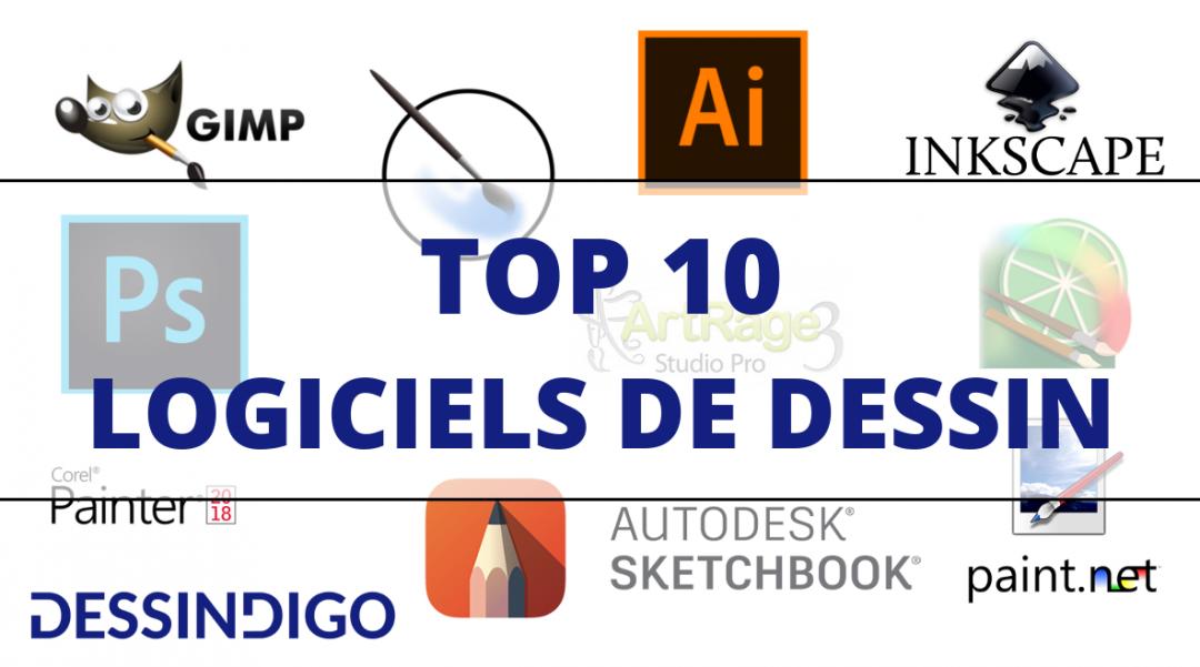 Quel est le meilleur logiciel de dessin?