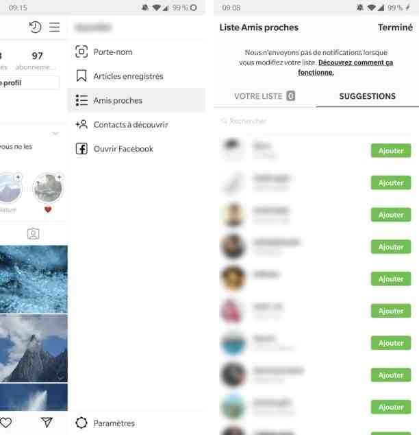 Comment apparaître dans la recherche Instagram?