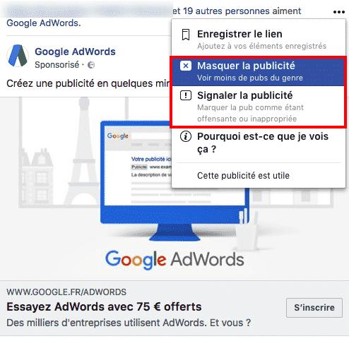 Comment supprimer toutes les publicités?