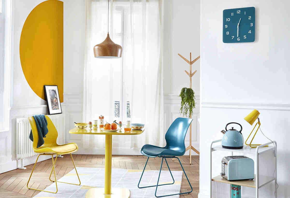 Quelle couleur pour un salon chaleureux?