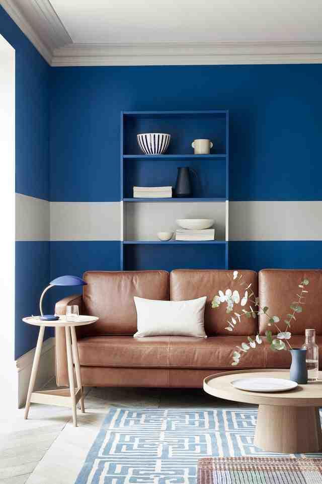 Quelles couleurs agrandissent une pièce?