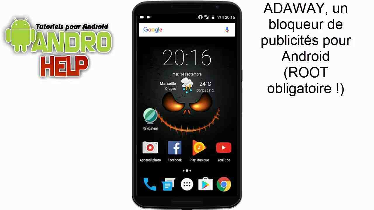 Comment supprimer les publicités qui s'affichent automatiquement sur Android?