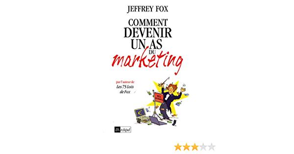 Quel est le rôle du directeur marketing?