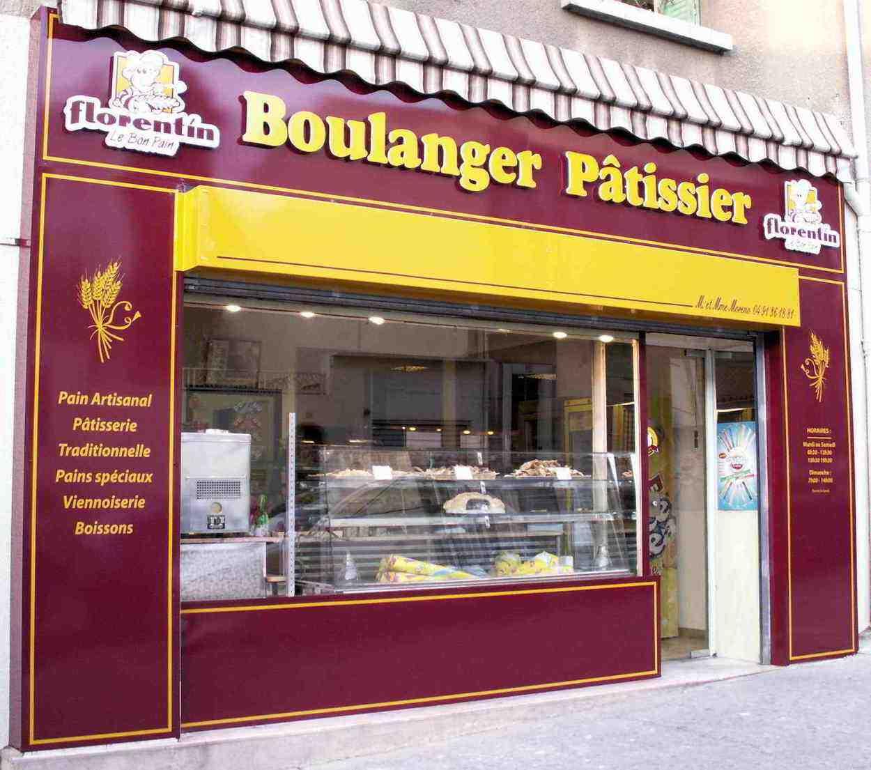 Quelle couleur pour une boulangerie ?