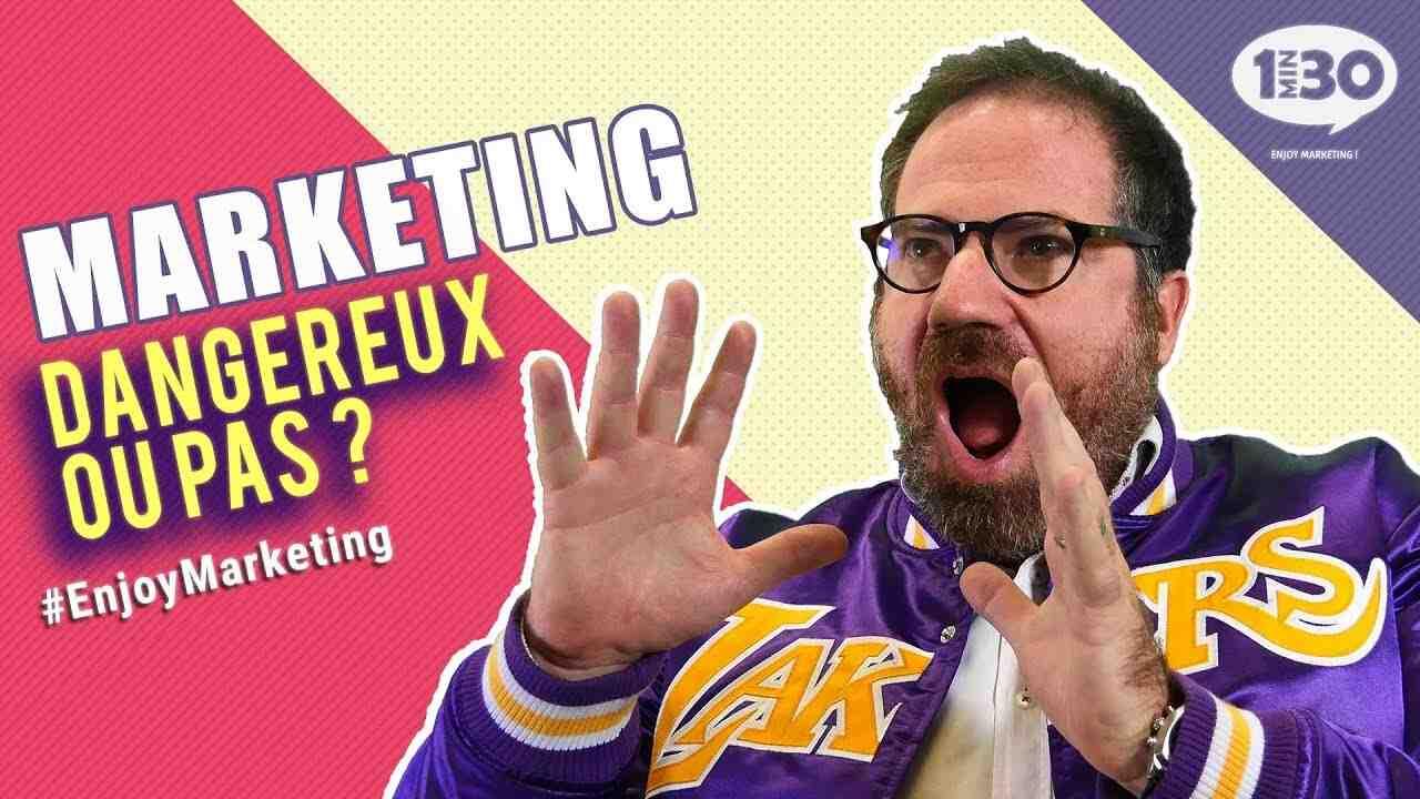 Qui fait le marketing dans l'entreprise?