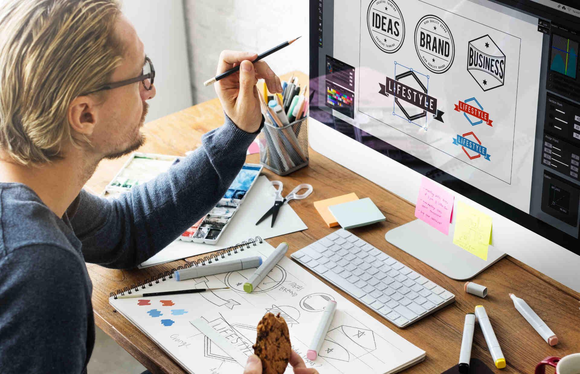 Comment créer un logo dans Adobe Illustrator?