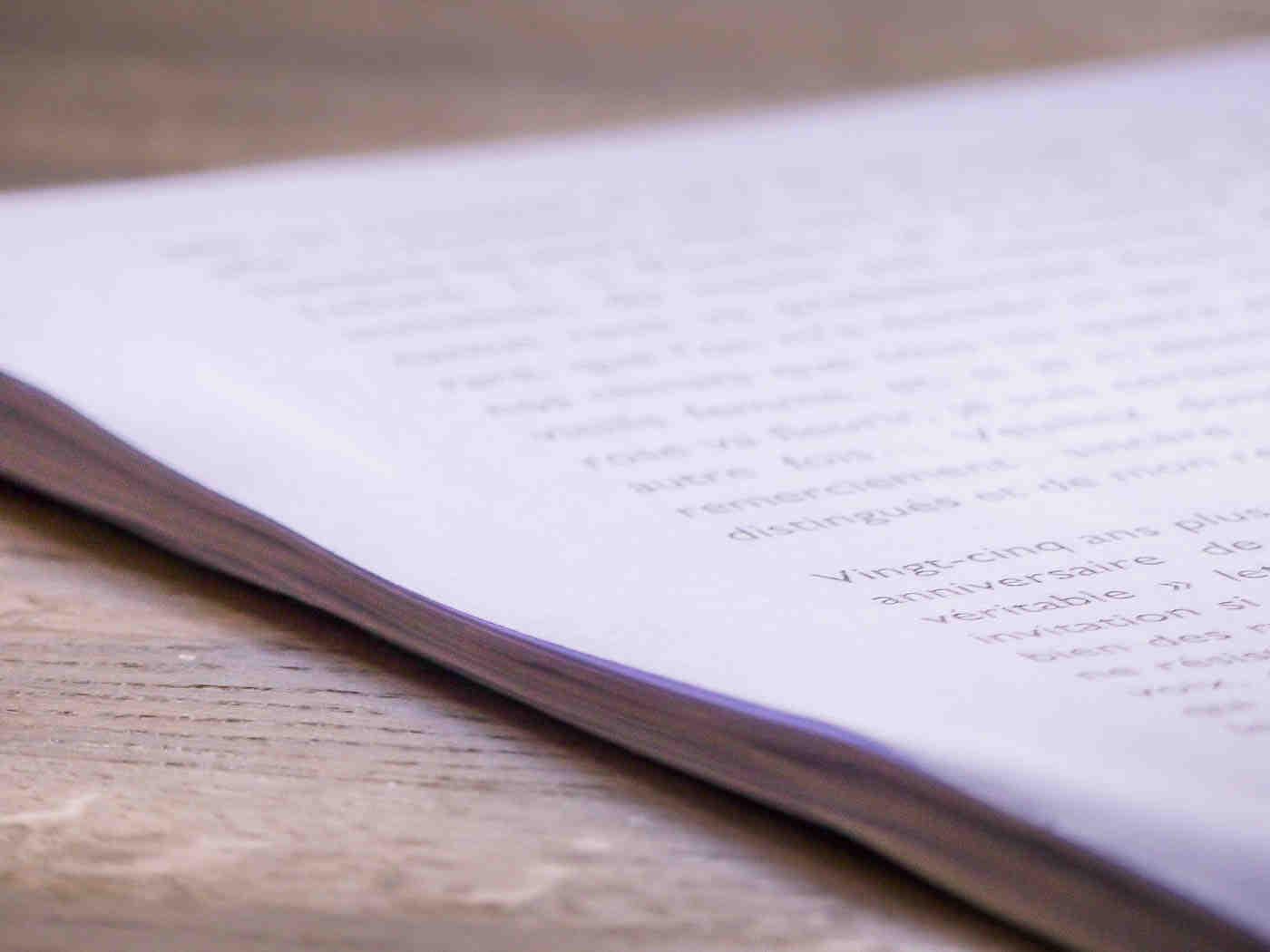 Comment présenter un livre à un éditeur?