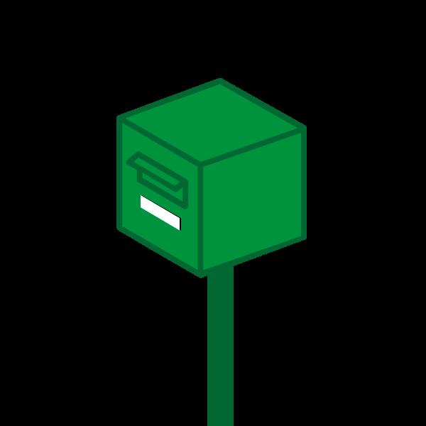 Comment réparer une plaque de boîte aux lettres?