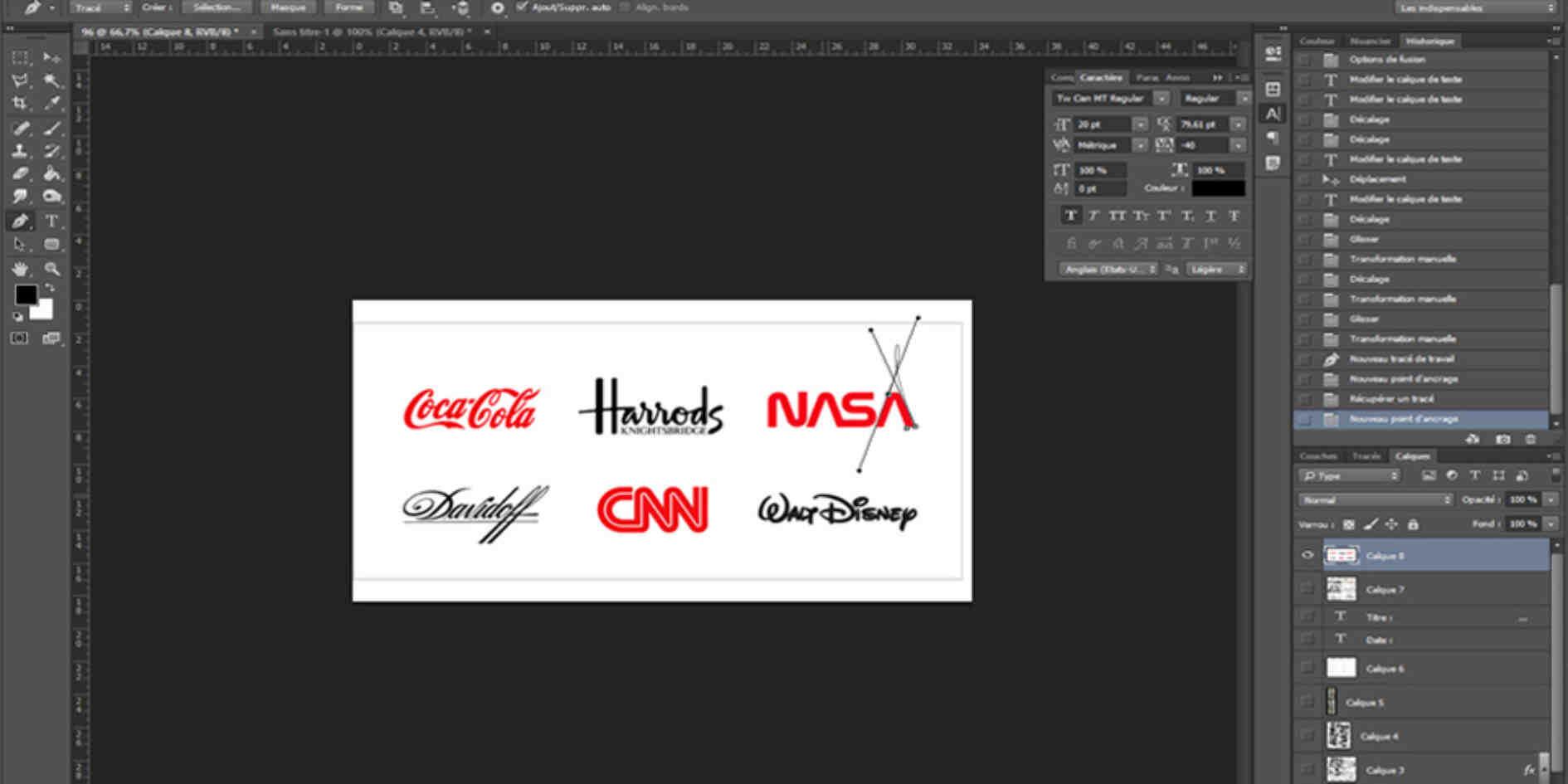 Quel est le meilleur format pour un logo ?
