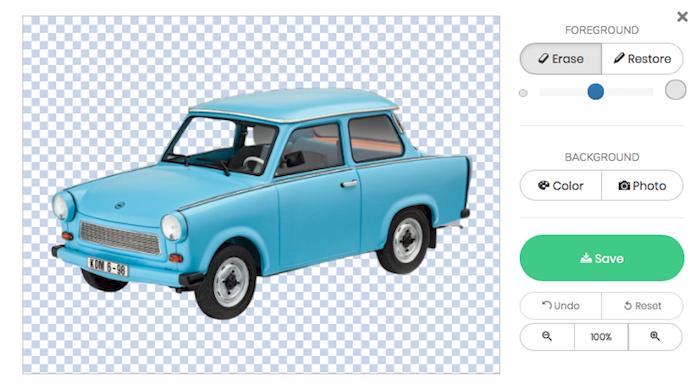 Comment créer un fond transparent sur Paint 3D ?