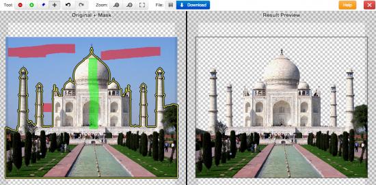Comment rendre un fond d'image transparent en ligne ?