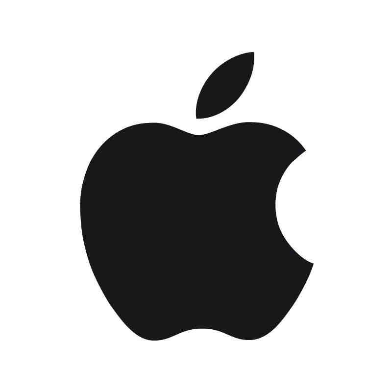 Pourquoi le logo de l'entreprise Apple est-il une pomme croquée ?