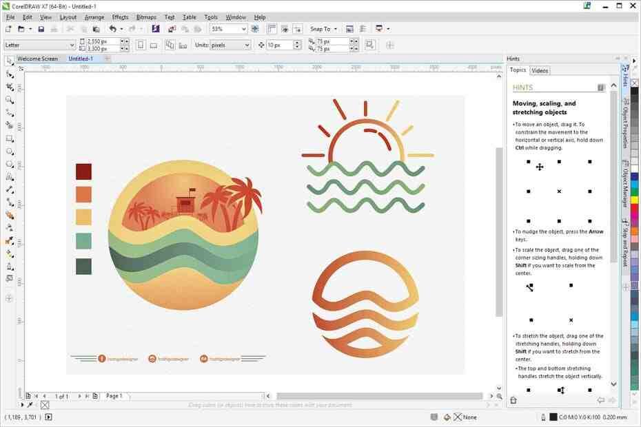 Quel logiciel gratuit pour créer un logo ?