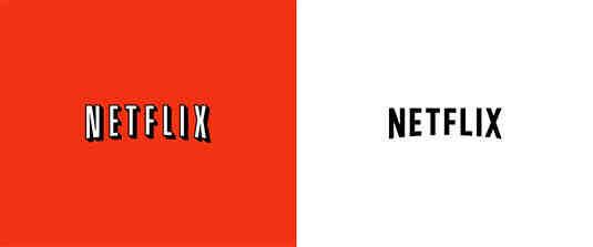 Pourquoi le logo Netflix ?