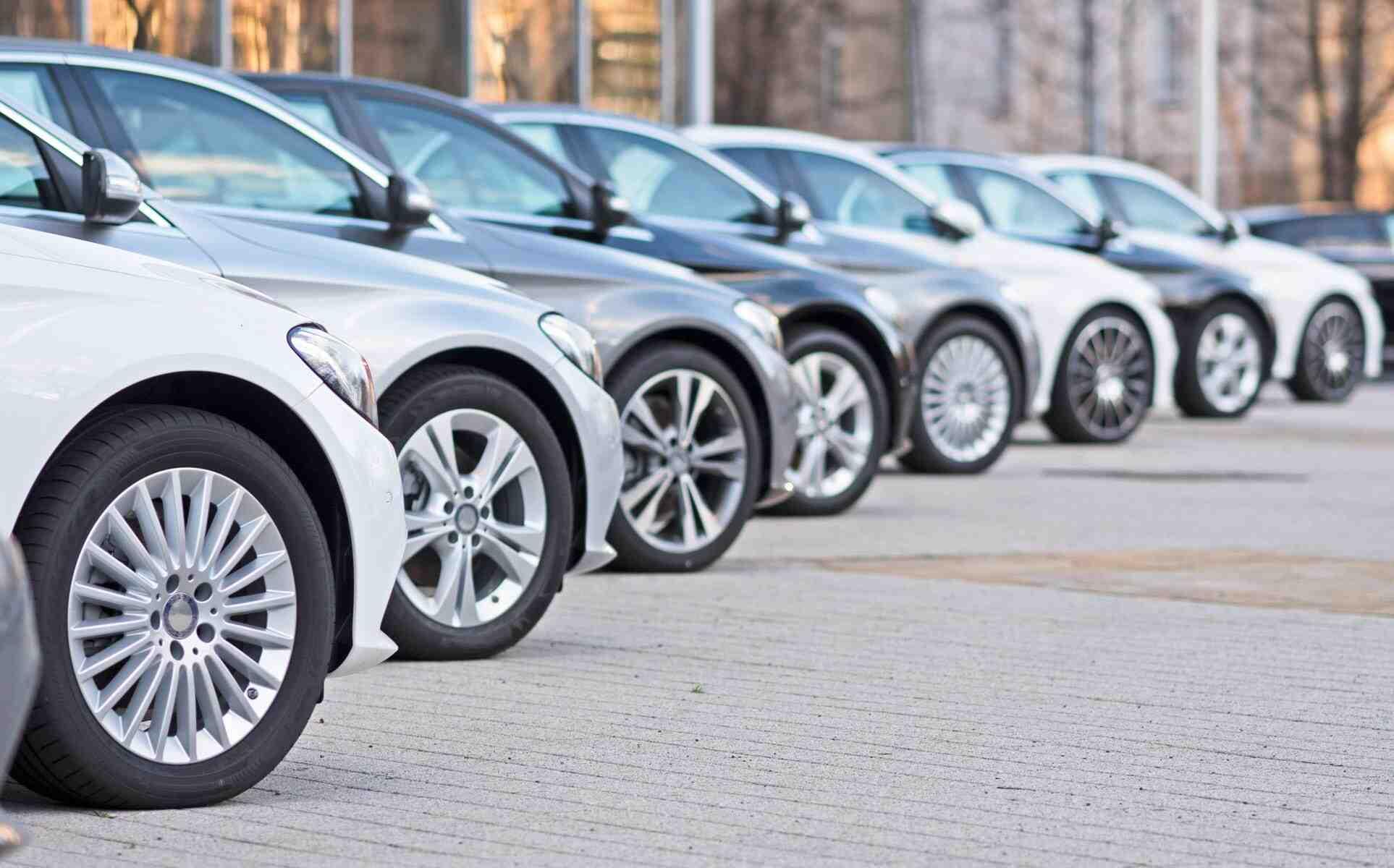 Quelle voiture est la plus utilisée ?