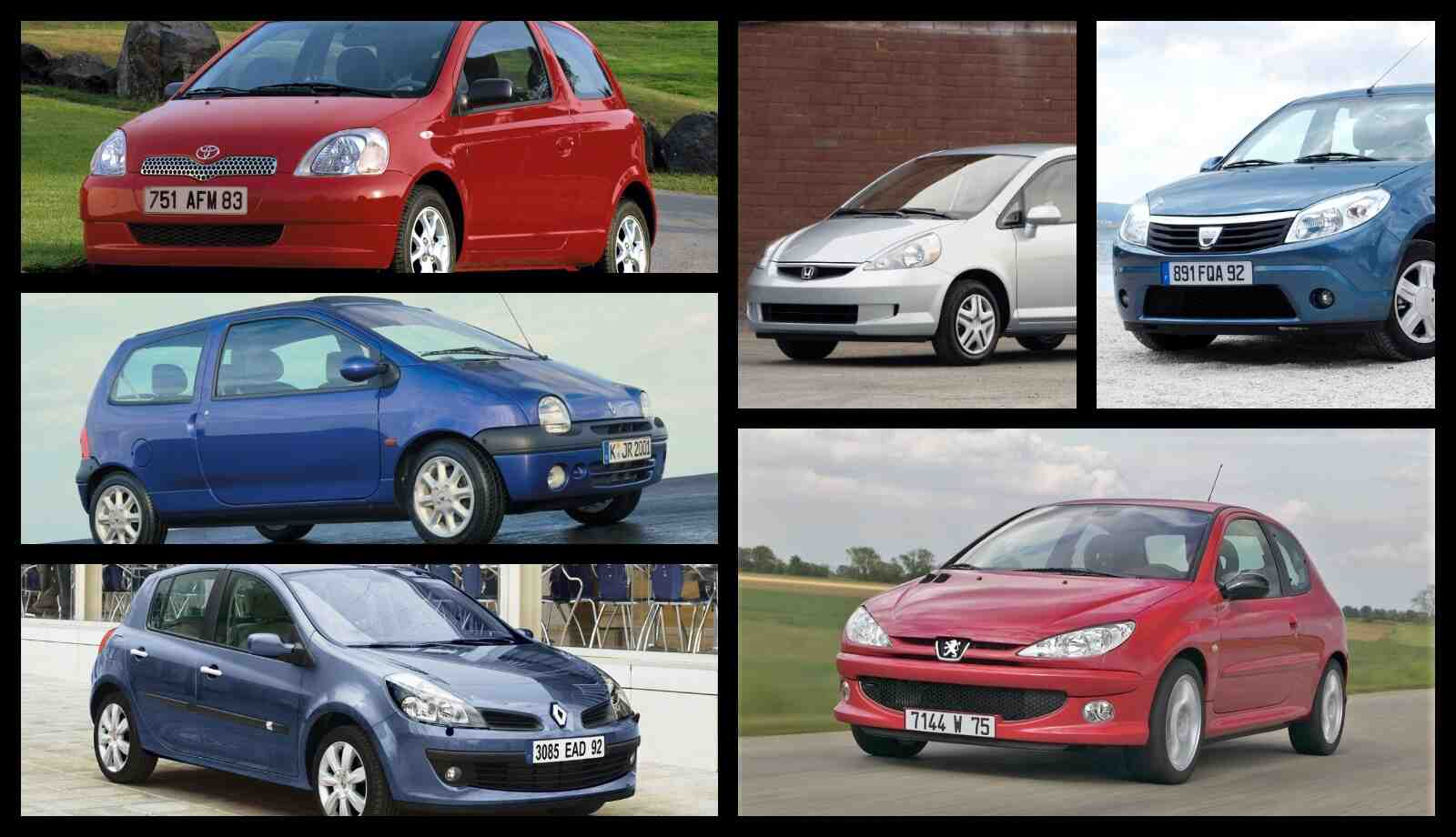 Quelles sont les bonnes voitures d'occasion ?
